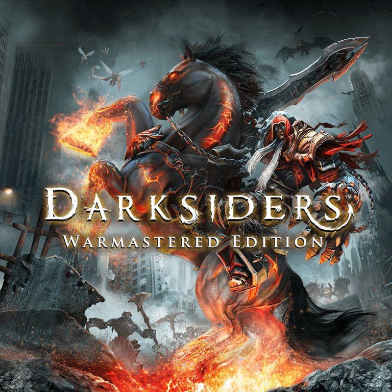 Darksiders 3+DLC +Darksiders BUNDLE [PC-DVD] OFFLINE