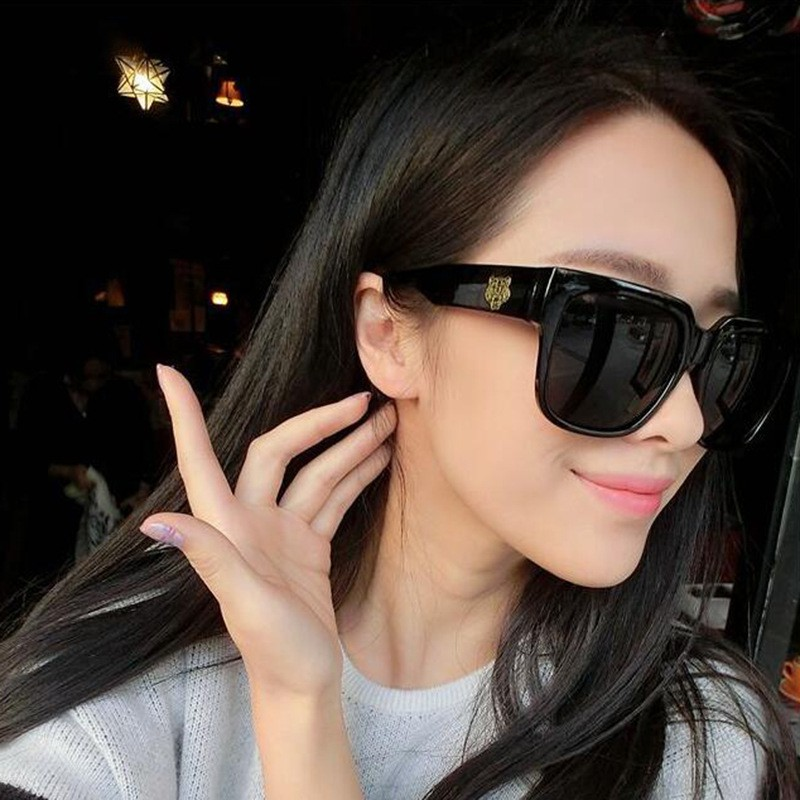 0ec14df43c  VIVIAN Ready stock Korean Fashion Korean version of ulzzang metal eyeglass  frame female flat mirrors Harajuku online of