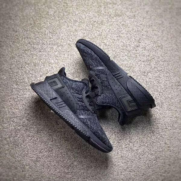 competitive price 1ae57 a2fd9 Maopan Adidas EQT Cushion ADV Triple Black