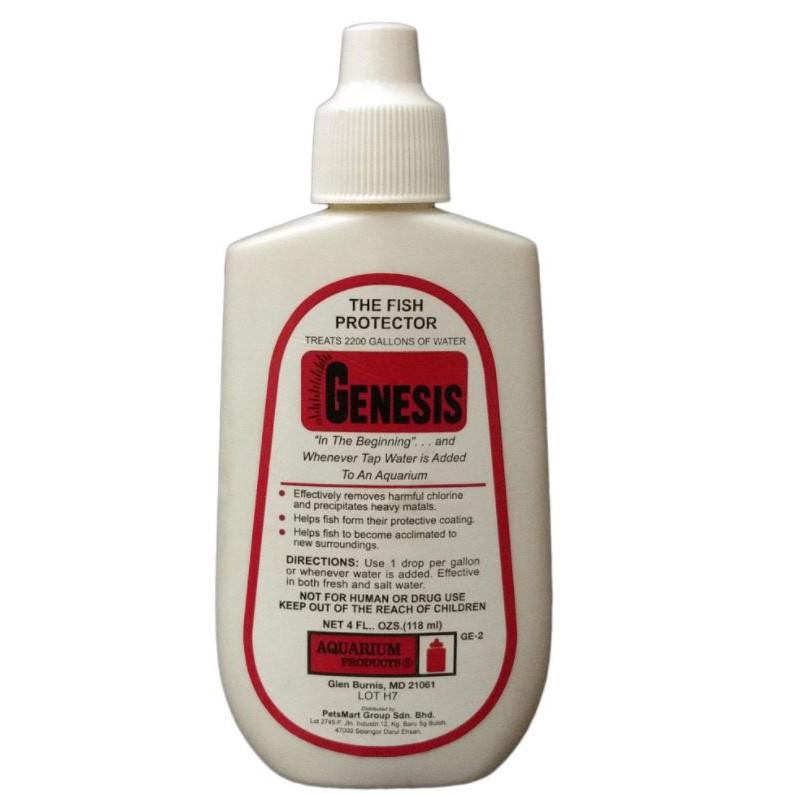 (Water Conditioner) GENESIS Anti Chlorine 118ml
