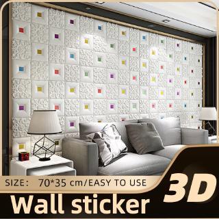 3d Wallpaper Pe Foam Diy Wall Stickers Wall Decor Bedroom Living Room Modern Wall Background Tv Decor Wallpaper Shopee Malaysia,Fractal Design Define 7 Atx Mid Tower Case