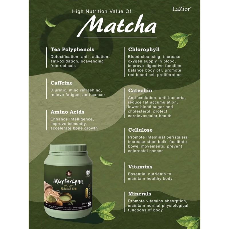 Ready stock 🔥🔥 Lazior Mayterlynn sweet potato/Matcha Grain   Shopee  Malaysia