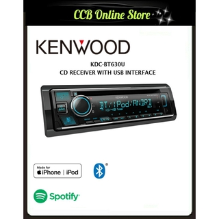 Kenwood Spotify Disconnected