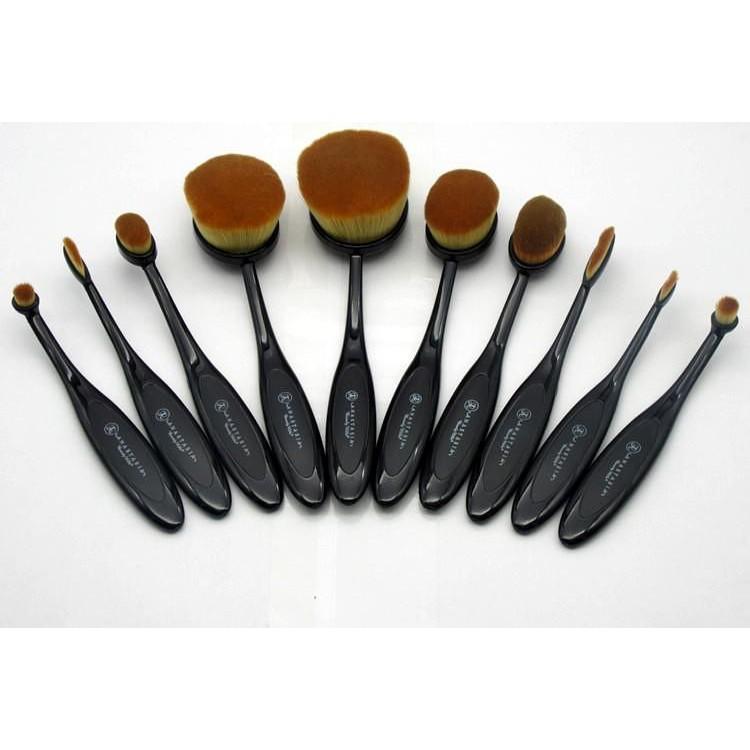 Blending Brush Make Up Tool 10pcs Set