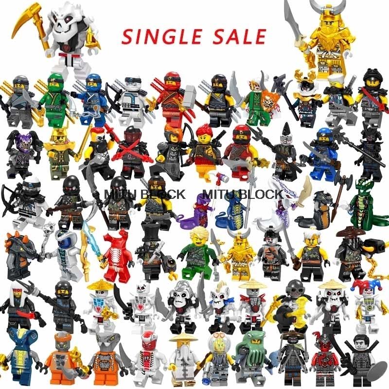 The Overlord Nya Lloyd Jay Zane Kai Cole Master Of Golden Dragon Snake Building Block Compatible Lego Ninjago Minifigure Shopee Malaysia