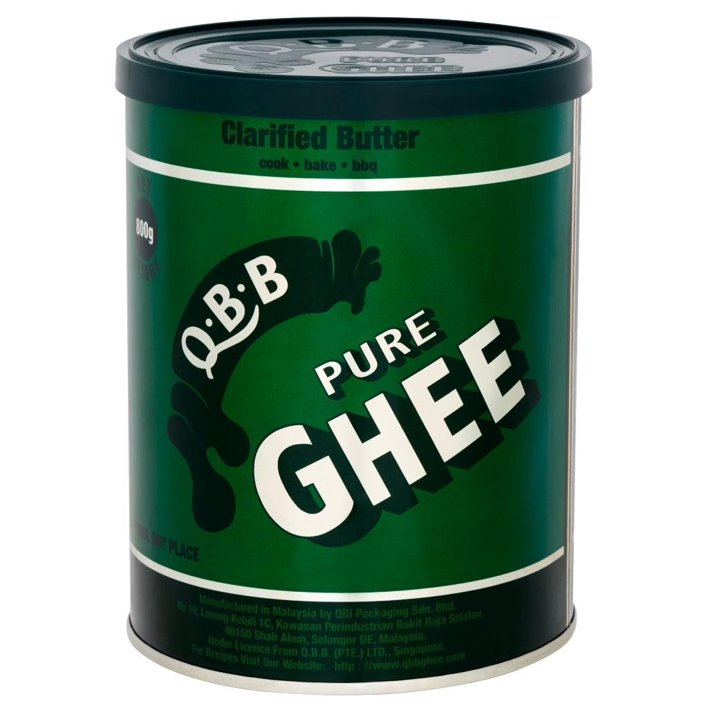 Q.B.B Pure Ghee (800g)