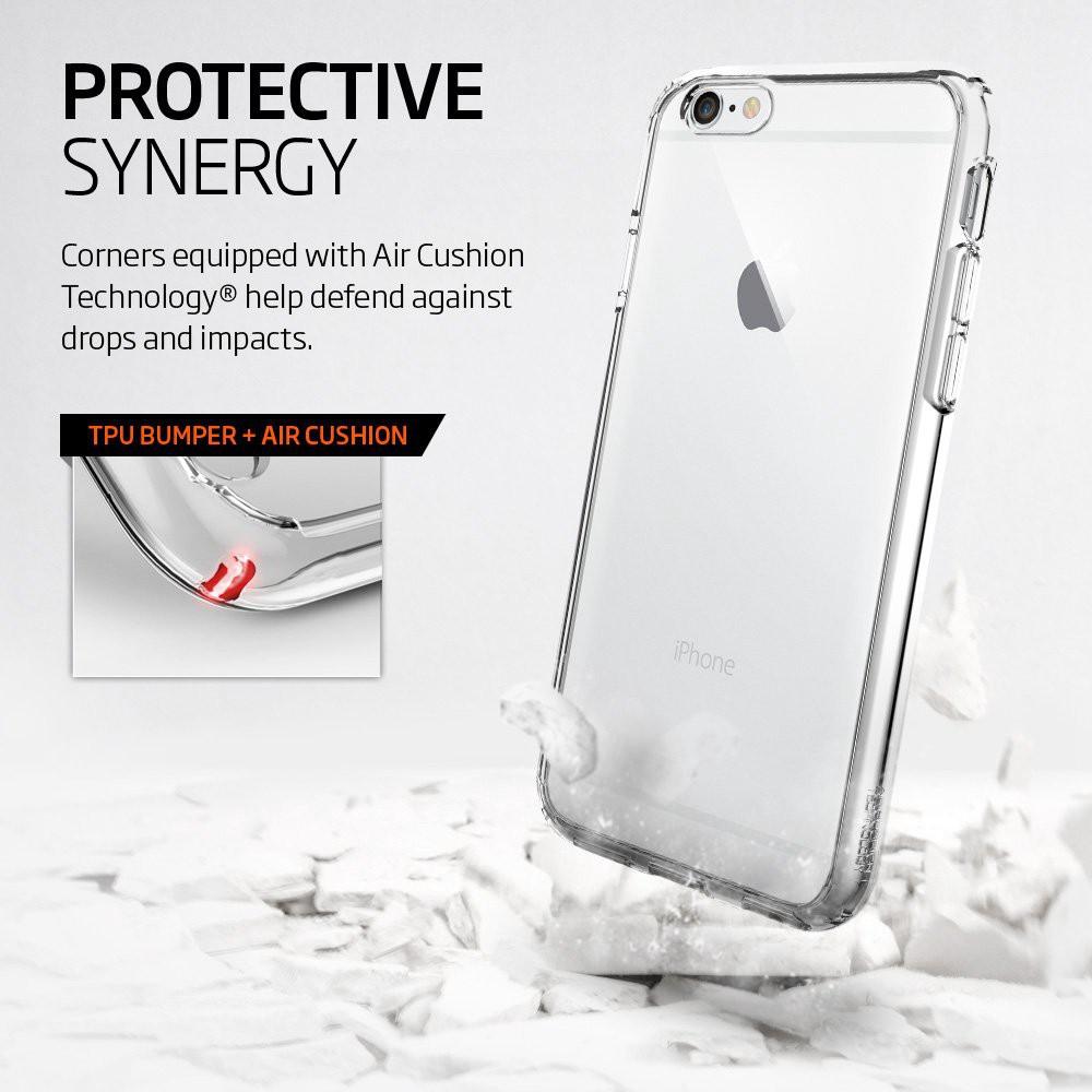 ORIGINAL SPIGEN iPhone 6s & 6s Plus Case Ultra Hybrid
