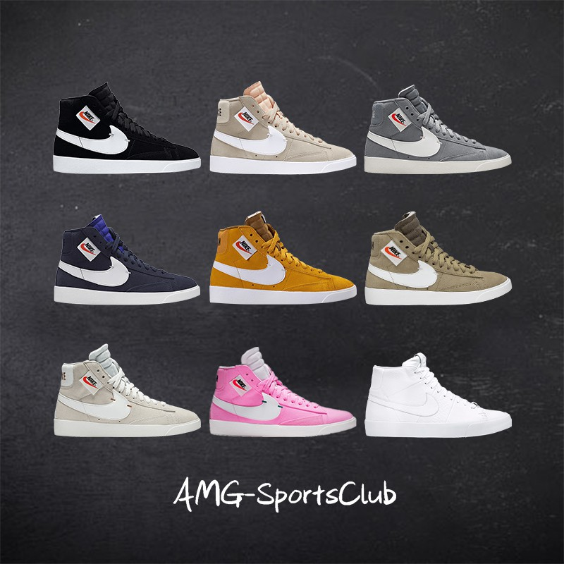 Sonderteil Kaufen Sie Authentic Rabatt bis zu 60% Nike Blazer Mid Rebel small OW blazer zipper deconstruction casual shoes  BQ4022-