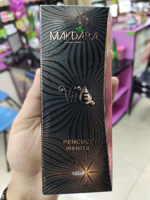 Pencuci Makdara Vitamin E New Pack