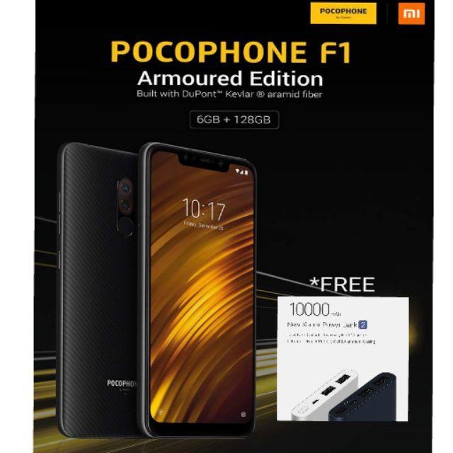 Pocophone F1 Armoured Edition Mi Malaysia Set Shopee Malaysia