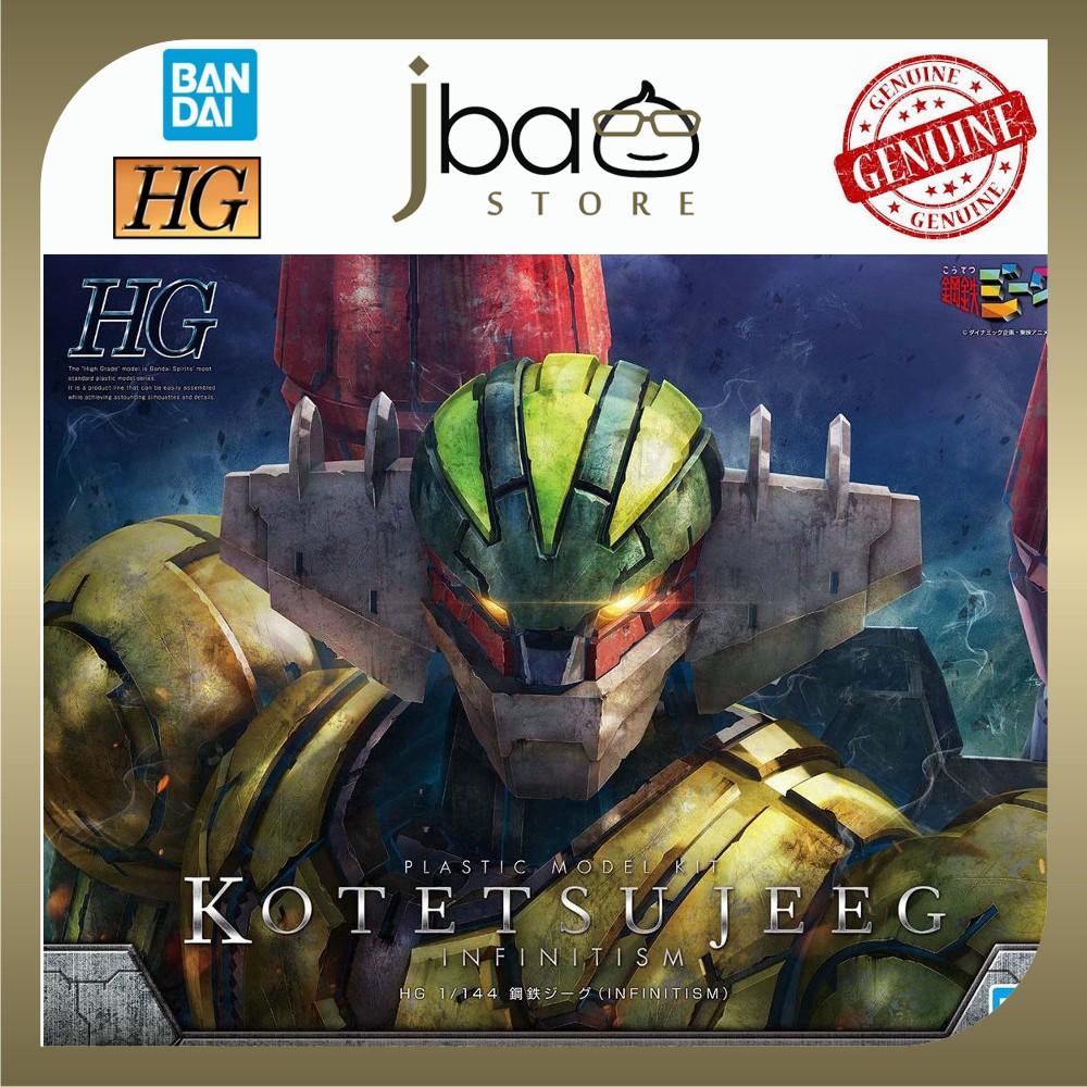 Bandai 1/144 HG Kotetsu Jeeg (Infinitism) Steel Jeeg Plastic Model
