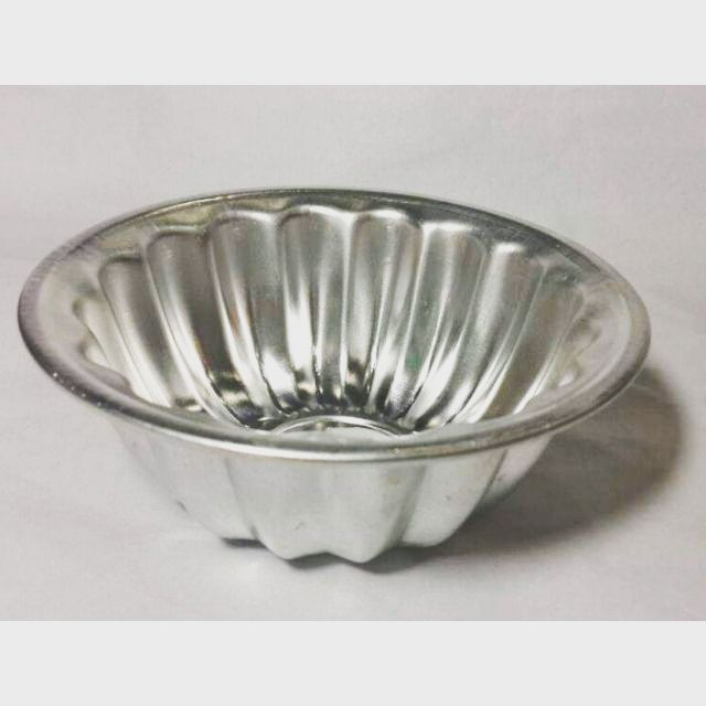 3.5/ 4/ 5/ 6/ 7/ 8 Inch  Aluminium Coronel Jelly Mould