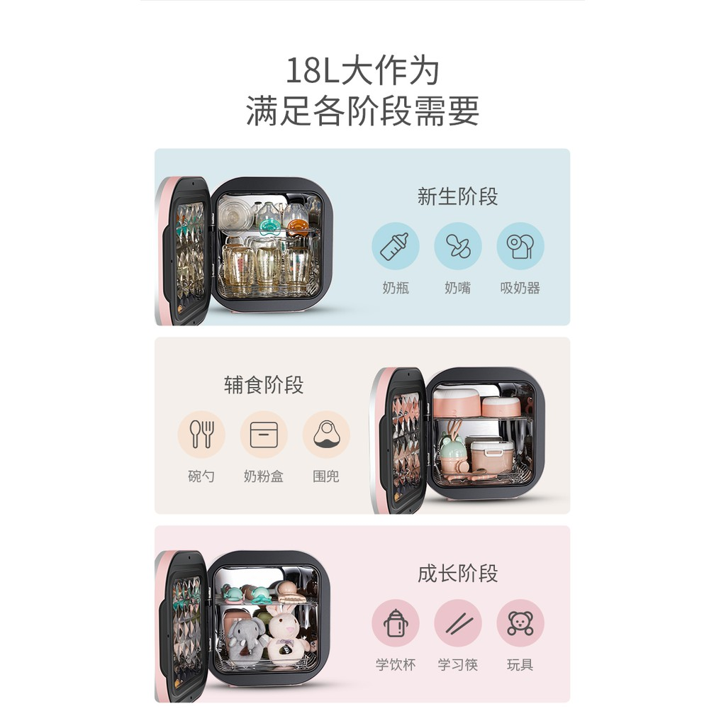 OIDIRE UV Disinfection Cabinet ODI-XDG6