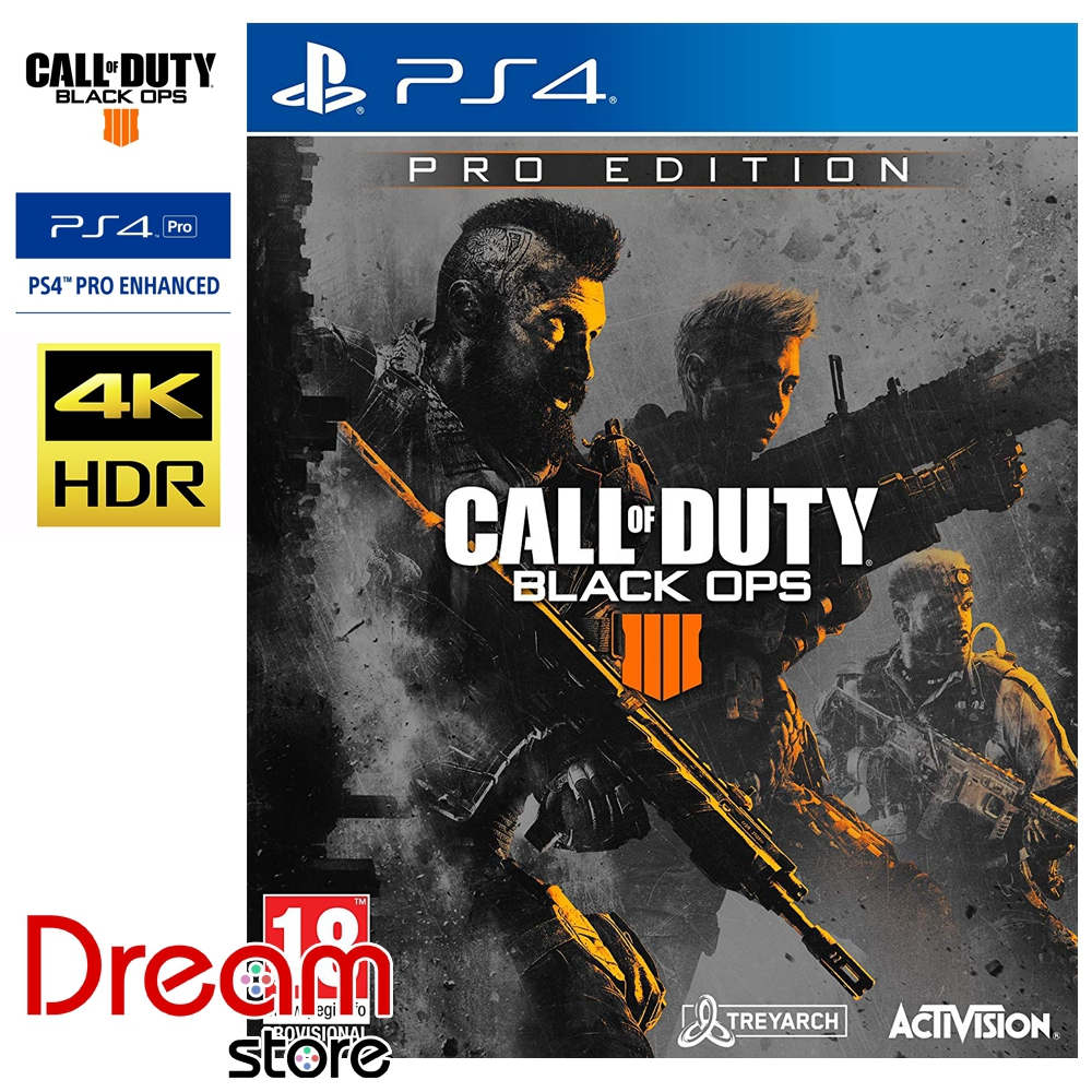Ps4 Call Of Duty Black Ops 4 R3 Shopee Malaysia Sony Playstation Cod Limited Edition Non Dvd