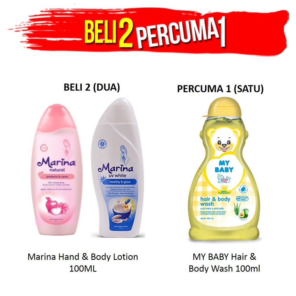 Magic Body Lotion Shopee Malaysia Buy 4 Get 1 Free Oilum Hydrating Care Cleansing Wash Pouch