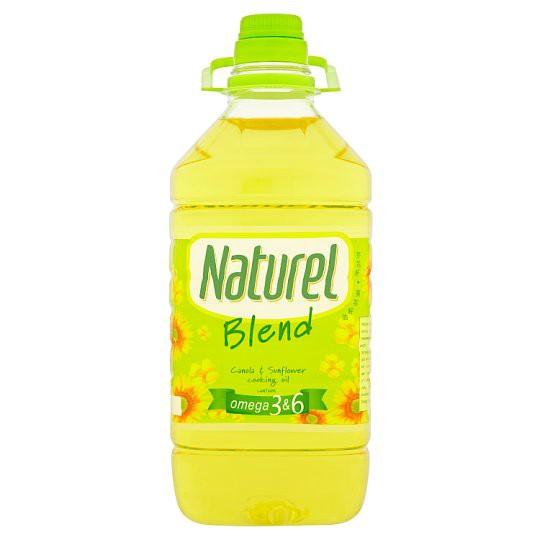 Naturel Blend Omega 3 & 6 Canola & Sunflower Cooking Oil 3.3 Liter