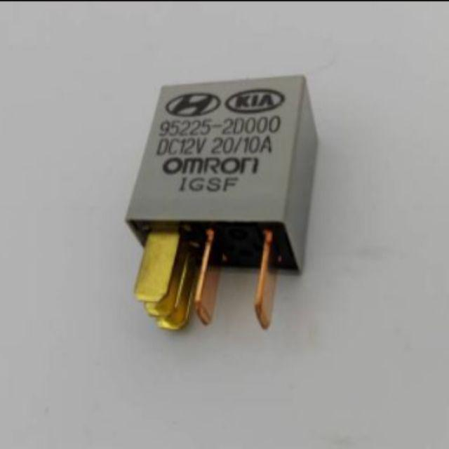 OMRON 5Pin Relay, Aircond Relay(Made In Korea) | Sho Malaysia on