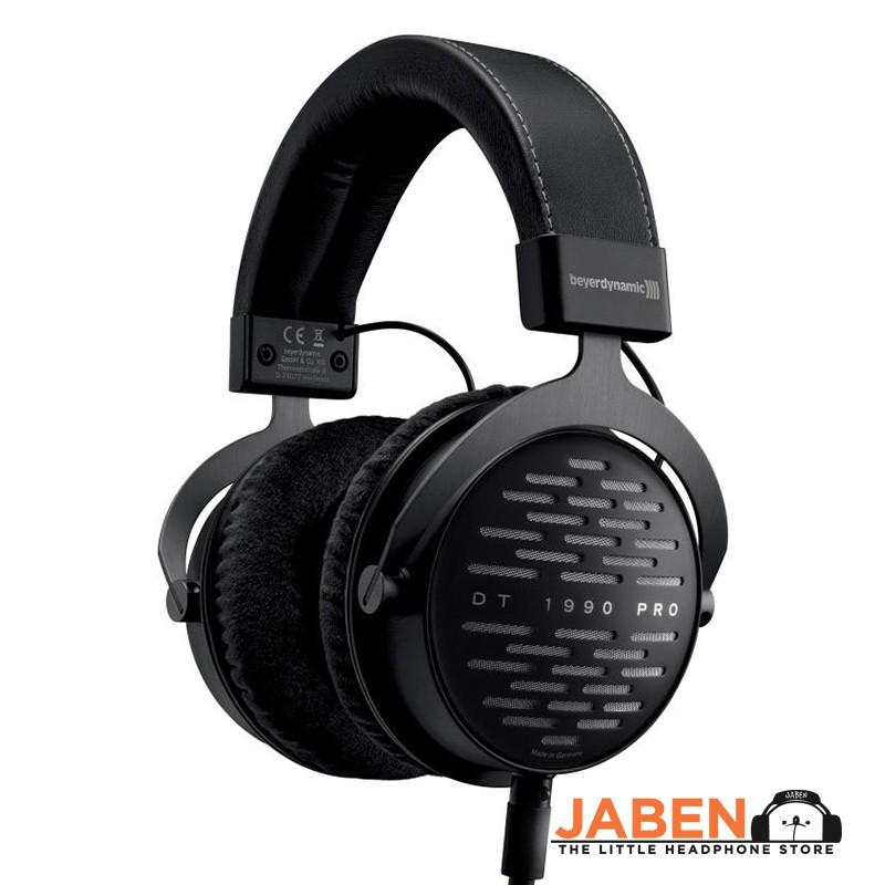 beyerdynamic DT 1990 Pro Hi-Res Professional Monitoring Audiophile Open Back Over Ear Headphones [Jaben]
