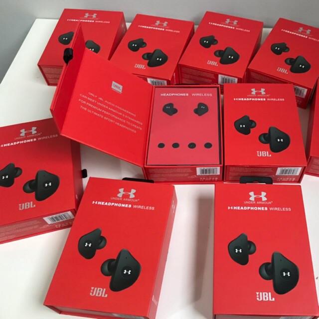 JBL-UNDER ARMOUR- Bluetooth Headphones Wireless
