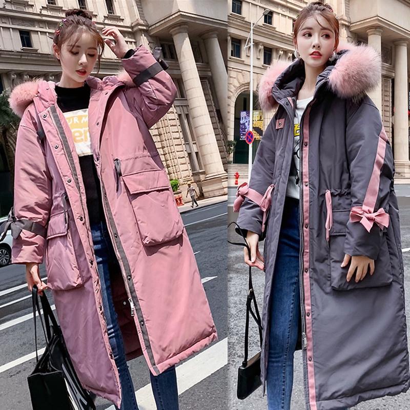 6 Colors New Korean Winter Women Down Cotton Jacket Slim Short Coat Jacket Chic