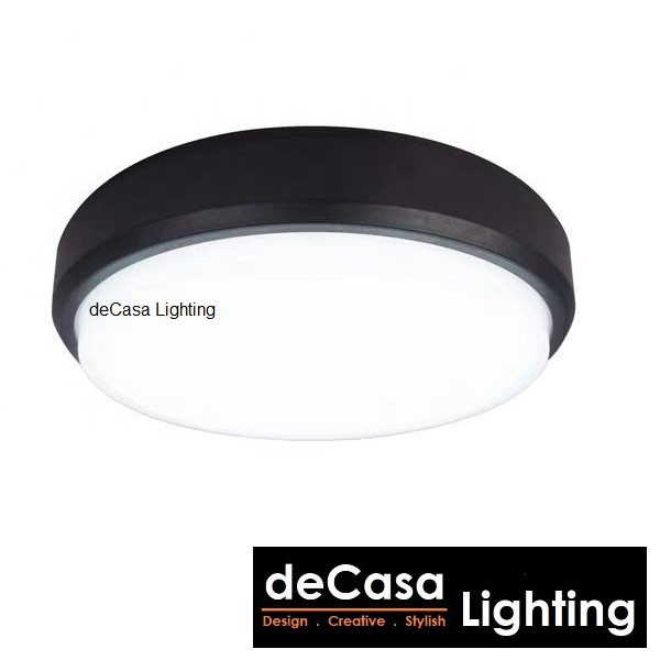 Simple Decorative Led Ceiling Light / Wall Light Outdoor Light Decasa New Arrival Outdoor Lighting 202-201