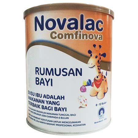 Novalac Comfinova 0-12 months 400g / 800g
