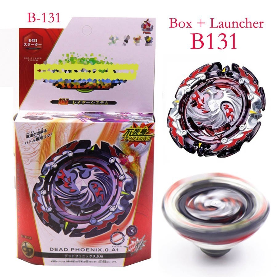 Beyblade Burst Arena Toys Bey Blade With Launcher And Box Phoenix Blayblade