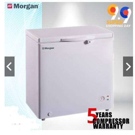 MORGAN 100L MCF-1158L DUAL FUNCTION CHEST FREEZER