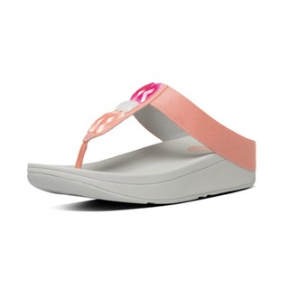 b0c9e5806 Fitflop Sweetie Toe-Post (Orange Hush)