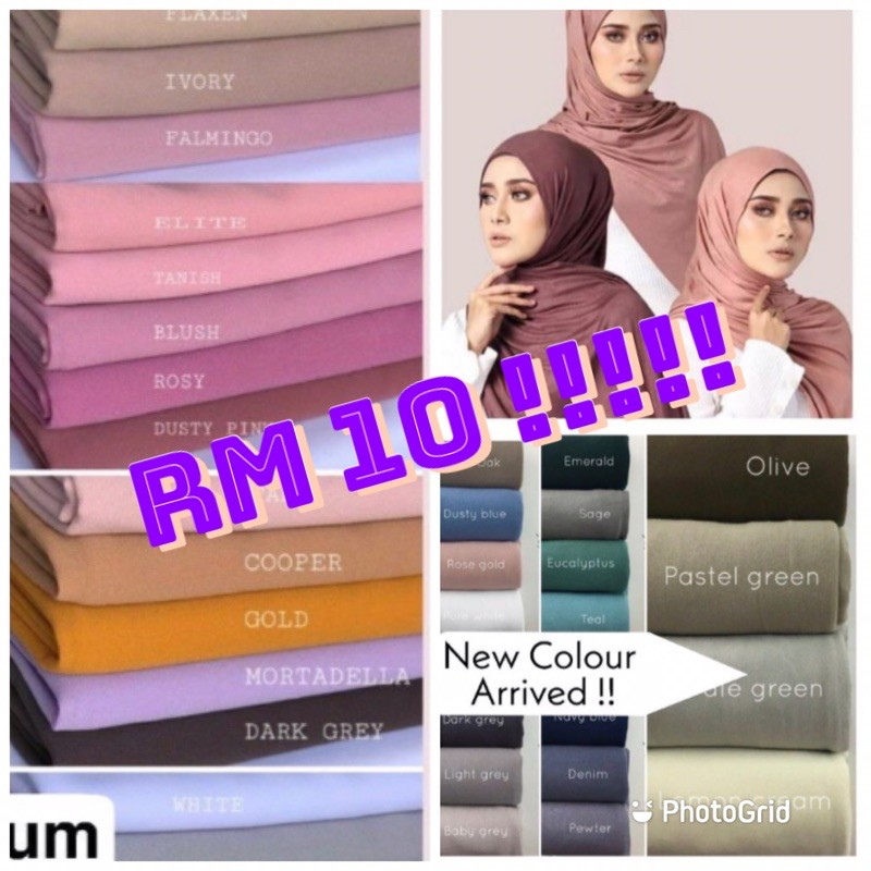 Pemborong Tudung Termurah Rm 115 Only For 20 Pcs Shopee Malaysia