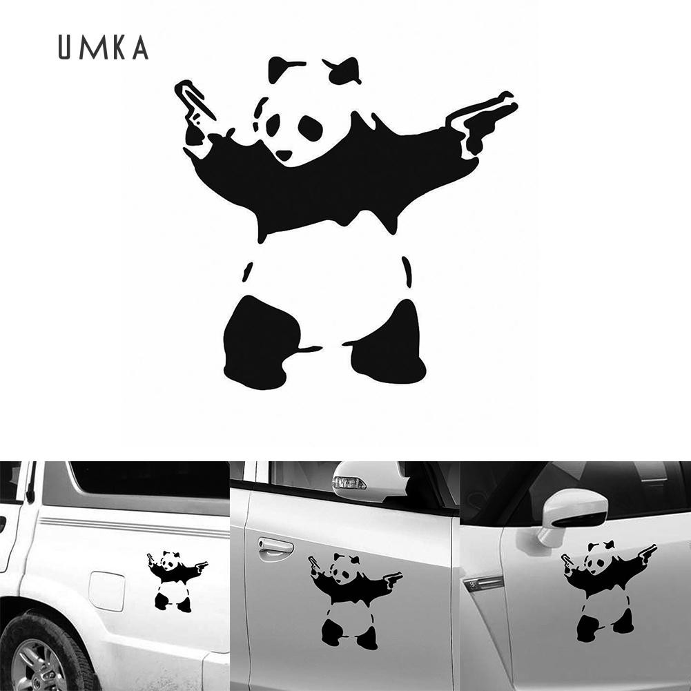 3D 5 Kinds of Funny Cute Dog Puppy Side Car Stickers Vinyl Car Wall Window D sp