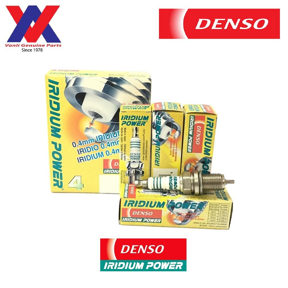 Denso Iridium Power Spark Plug IK20 for Toyota Caldina 2 0cc (3S-FE) (4pcs)
