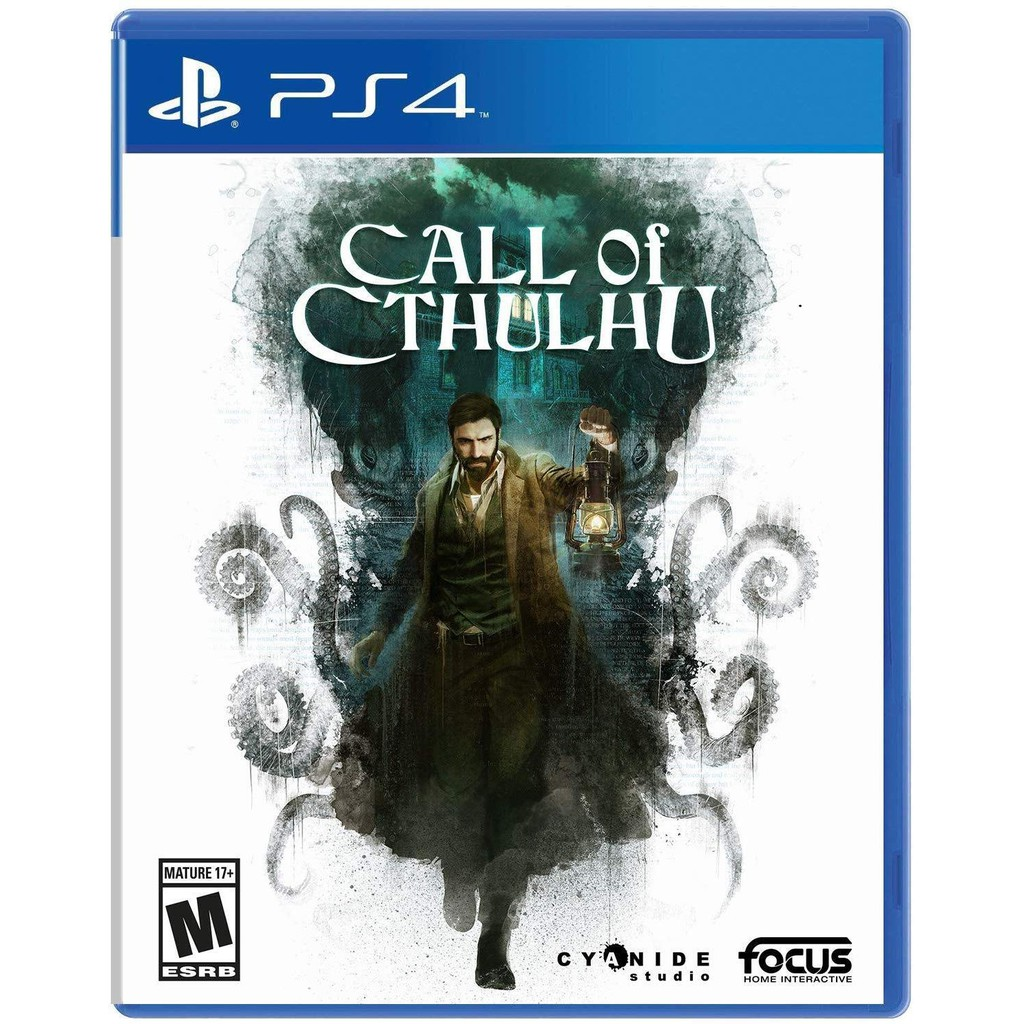 Call of Cthulu - PS4 (R2)