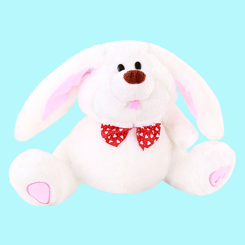 Singing Dancing Toy Electric Plush Toy Animal Figure Toy Cute Rabbit