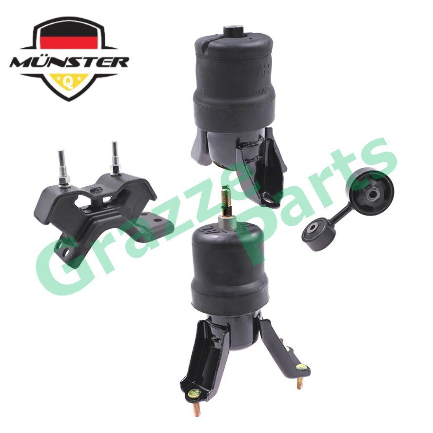 Münster TOY2039 Engine Mounting Set for Toyota Camry SXV20 2.2 Auto