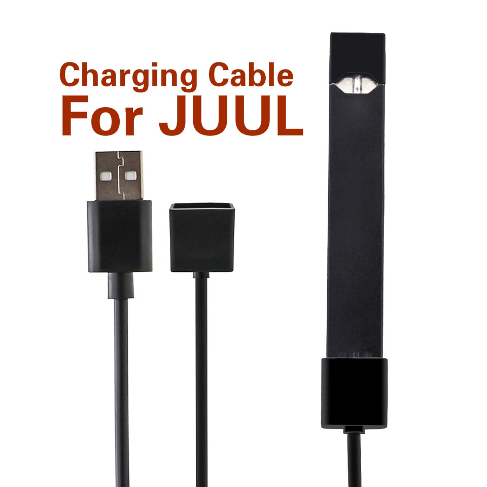 Veeape Magnetic Adsorption Dual Port Universal Micro USB Charger USB Cable  Fast Charging Wire For JUUL V2 JUUL