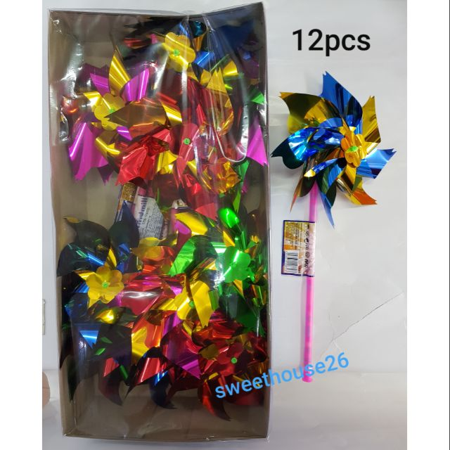 Windmill with Candy 12pcs