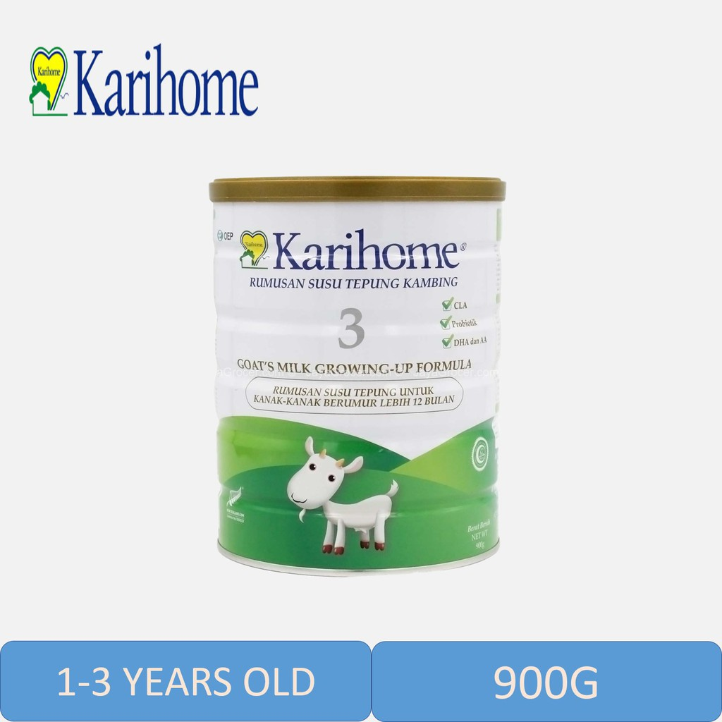 KARIHOME STEP 3 (900G) EXP AUG2021