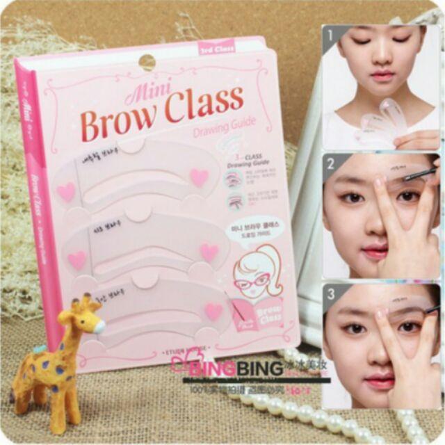 Brow Class Shopee Malaysia