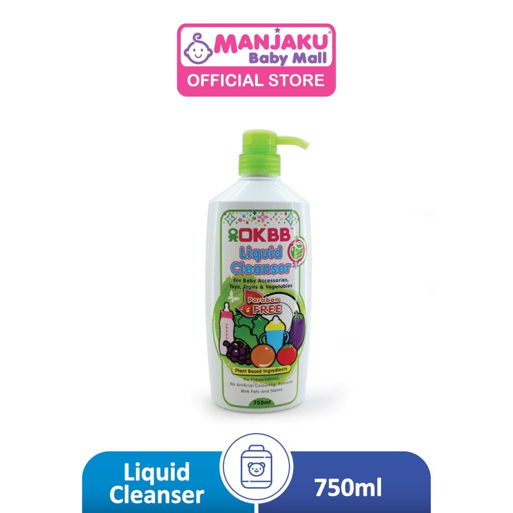 OKBB Liquid Cleanser (750ml)