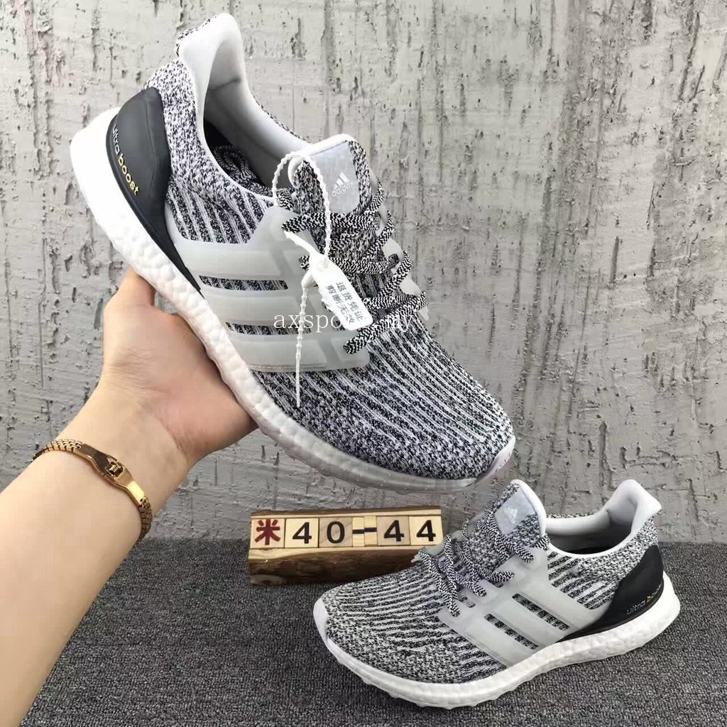 739f9b7e ProductImage. ProductImage. original adidas ultra boost 3.0 zebra black  grey men running shoes ready stock