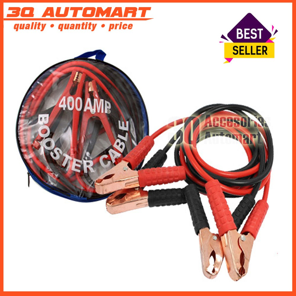 400 Amp Universal Booster Cable Car Battery Auto Car Jumping Cables