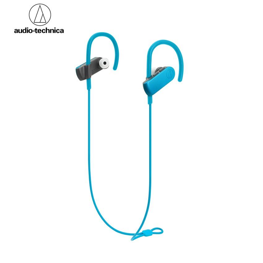 Audio-Technica ATH-SPORT50BT SonicSport® Wireless In-Ear Headphones - Blue