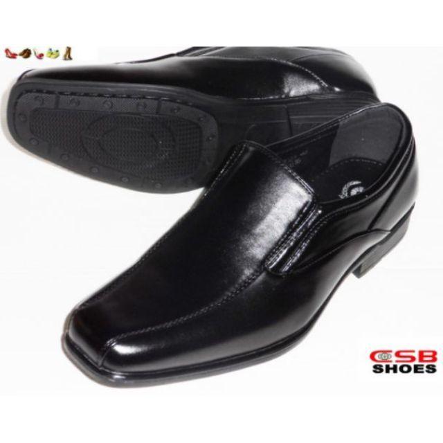 รองเท้าคัทชูหนังสำหรับผู้ชาย