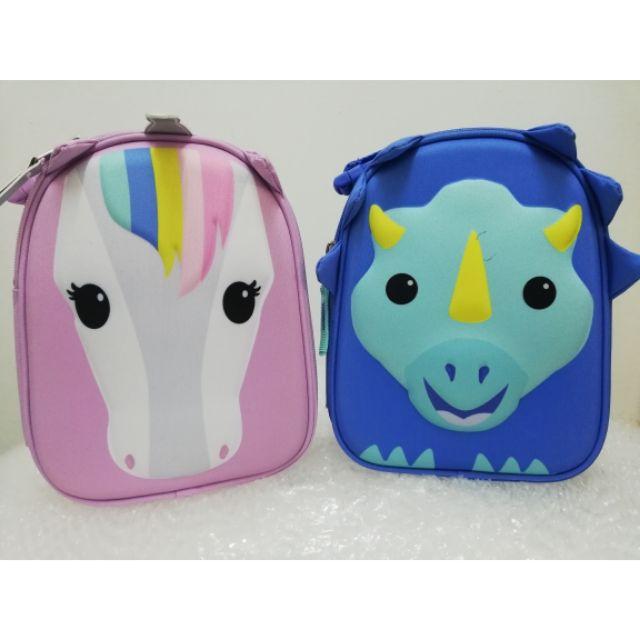Lunch Bag Unicorn Dino Anko Kmart Ori From Perth Readystok