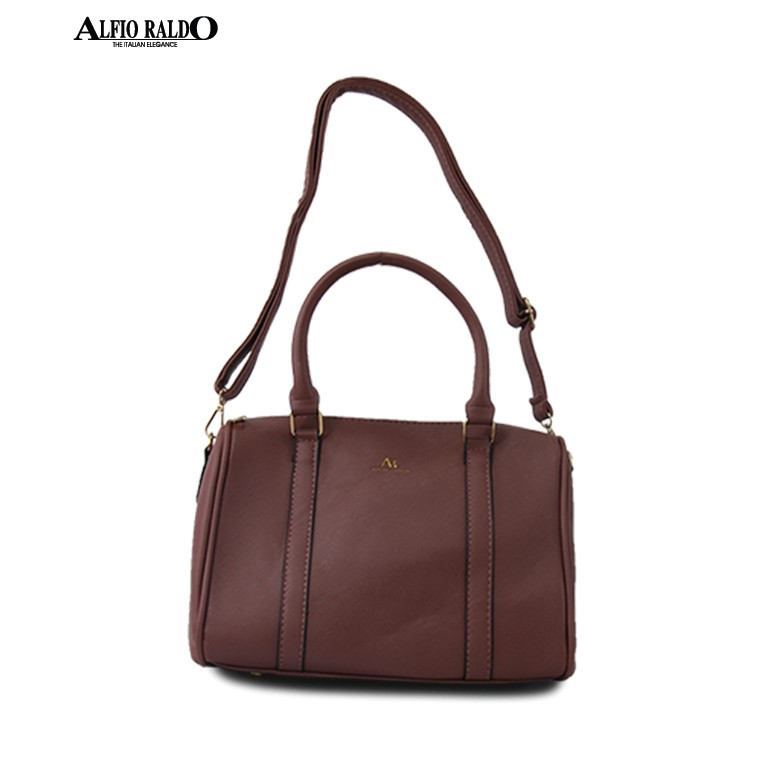 AR by Alfio Raldo Stylish Executive Boston Bag