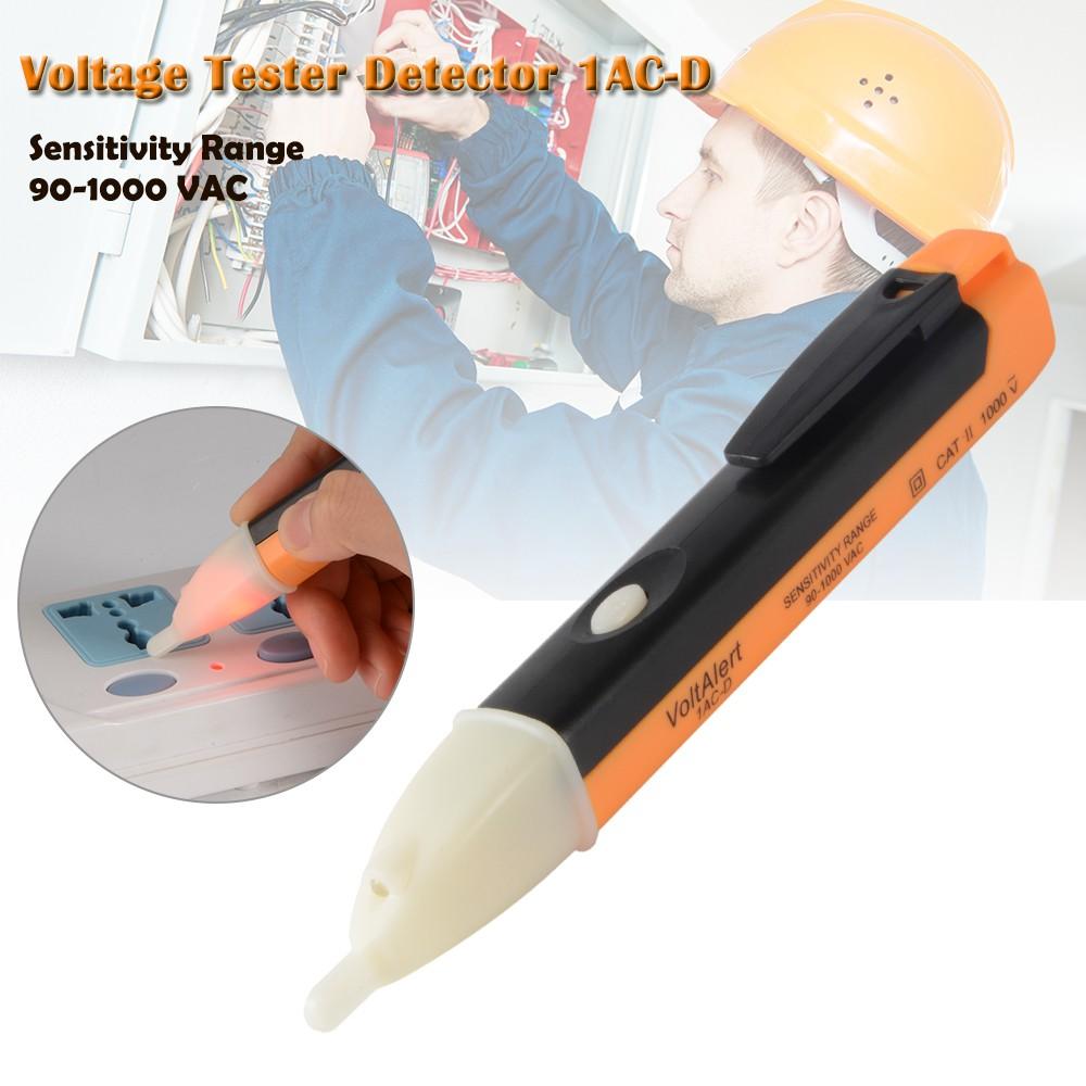 Bt Noncontact Electrical Pen Test Pencil Voltage Detector Multi Portable Ac Non Contact Voltmeter Circuit Sensor Tester Shopee Malaysia