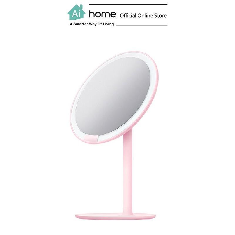 AMIRO LED Lighting Makeup Mirror Mini Beauty Care with 1 Year Malaysia Warranty [ Ai Home ]