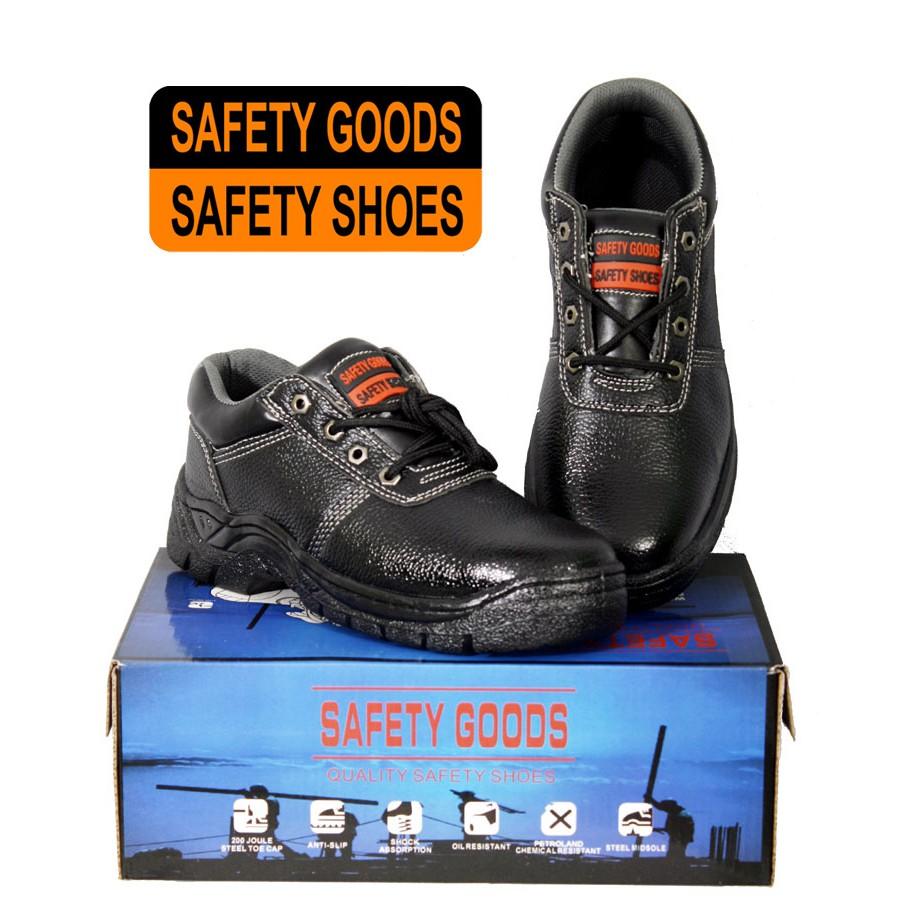 รองเท้าเซฟตี้ รองเท้าหัวเหล็ก #003 คุณภาพดี ราคาย่อมเยาว์ รองเท้า เซฟตี้ safety