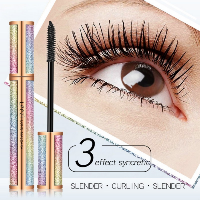 eecb253e9c3 Oops! Your browser is not compatible with Shopee Video :-( Leezi Hot 4D  Mascara Long Volume Waterproof Mascara